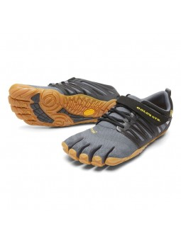 Fivefingers V-Train Golds Gym Man Black Grey