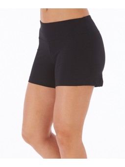 Flat Waist Power Short